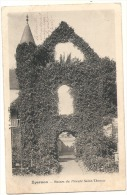 Epernon Ruines Du Prieuré Saint Thomas Precurseur TTB - Epernon