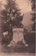CPSM Albertville - Le Monument Aux Morts 1914-18 - 1951 (1072) - Albertville