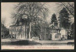 CPA Saint-Nicolas-de-Sommaire, Château De Corboyer - Unclassified