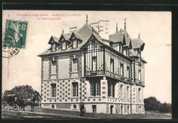 CPA Saint-Sulpice-sur-Rille, Le Chalet Normand - France