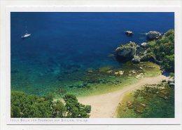 ITALY - AK 190118 Isola Bella Vor Taormina Auf Sizilien - Altre Città