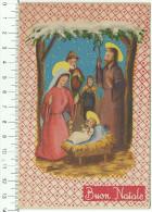 """1962, Brescia, Bagolino - """"Cartolina Illustrata Di Buon Natale"""" - Natale"""