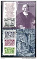 PORTUGAL 1992  500è Ann Colomb  2 Blocs-feuillets Mi Nr Block 89-90 ** - Blocs-feuillets