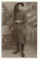 """1930 C.a. """" Militare Italiano - Bersagliere """" Cartolina Postale - Marion - Uniformi"""
