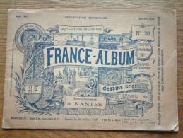 FRANCE - ALBUM Arrondissement De NANTES Anno 1894 N° 20 ( Pour Détail Voir Photo Svp ) ! - Vieux Papiers