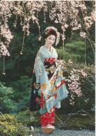 Maiko Girls In Kyoto  Hyogensha Co. Ltd Kyoto  Front & Back Shown - Kyoto