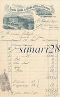 GRANDS HOTELS DU GLOBE & VILLA DE L'UNIVERS - URIAGE Les BAINS ISERE - LE 24/08/1903 - Andere