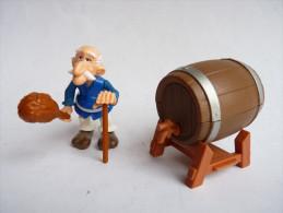 EQUIVALENCE DE BOITE PLAY ASTERIX TOY CLOUD CEJI 6206 AGECANONIX - Asterix & Obelix