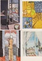 14 / 2 / 321  - 10   CPM  ( Signé  Henri   MATISSE ) Toutes Scanées - 5 - 99 Postkaarten