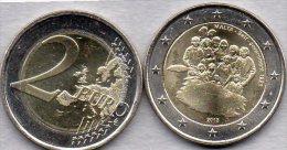 2 EURO Malta 2013 Stg 16€ Edition Selbstverwaltung 1921 Verfassung 2€-Münze Stempelglanz Self Gouverment Coin Of Valetta - Malta