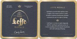 #D78-063 Viltje Leffe - Bierdeckel