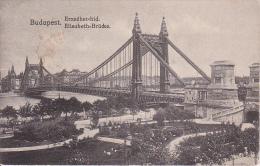 PC Budapest - Elisabeth-Brücke - 1927 (1086) - Ungarn