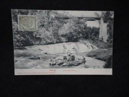 Malang. La Toilette Et La Lessive. ( Avant 1904 ) - Indonesien
