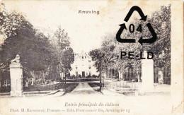 ANVAING - Entrée Principale Du Château - Frasnes-lez-Anvaing