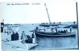 PALAVAS Les Jetees (animée) - Palavas Les Flots
