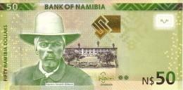 NAMIBIE  50 Namibia Dollars  Emission De 2012      ***** BILLET  NEUF ***** - Namibie