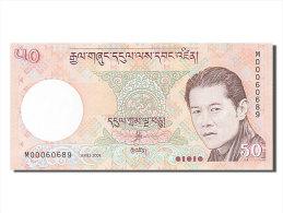 [#254494] Bhoutan, 50 Ngultrum, Type Jigme Dorji Wangchuck - Bhoutan