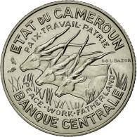 Monnaie, Cameroun, 100 Francs, 1966, Paris, SPL, Nickel, KM:E11 - Cameroun