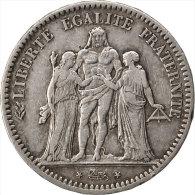 [#26465] IIème République, 5 Francs Hercule, Paris - France