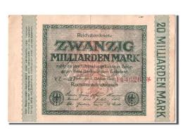 [#302894] Allemagne, 20 Milliards Mark Type 1923 - [ 3] 1918-1933: Weimarrepubliek
