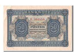 Allemagne, 50 Deutsche Pfennig Type 1948 - [ 7] 1949-… : RFA - Rep. Fed. Tedesca