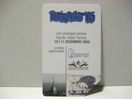 565 GOLDEN EURO - TURIN POLAR 2005 - USATA PERFETTA QUALITA´ FIOR DI STAMPA - G - Pubbliche Pubblicitarie