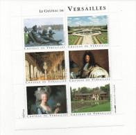 Fra519 Erinnofili Chateau Versailles, Reine Regina, Hameau, Galerie Glaces, Roi, Re Luigi, Seine, Parterres, Latone - Cinderellas