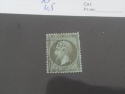 LOT 191959 TIMBRE DE FRANCE OBLITERE N�19 VALEUR 45 EUROS