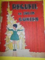 Album Illustré/Enfants/Recueil De Jolis Contes/Peau D'Ane/Gordinne / Liége /Belgique/1941   BD32 - Books, Magazines, Comics