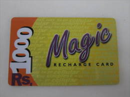 AirTel Recharge Prepaid Phonecard,used - India