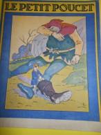 Album Illustré/Enfants/Le Petit Poucet/ Le Chat Botté/Lang/Gordinne / Liége/ /Vers 1935   BD35 - Books, Magazines, Comics
