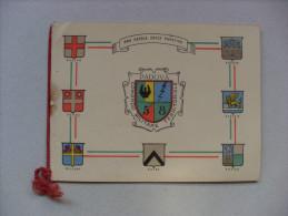 "Calendario ""Comando Militare Territoriale PADOVA - 1949"" Bandiere Militari Decorate - Feste Militari - Calendari"