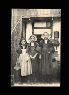 56 - BAUD - Costumes - Coiffes - Capot - Baud