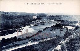 AIN (01) - Neuville Sur Ain - Vue Panoramique - Autres Communes