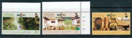 BRUNEI Mi.Nr. 598-600 Tourismus - MNH - Brunei (1984-...)