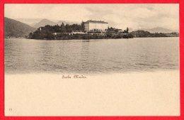 [DC6150] LAGO MAGGIORE - ISOLA MADRE - Old Postcard - Verbania