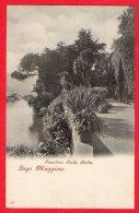 [DC6151] LAGO MAGGIORE - GIARDINO ISOLA BELLA - Old Postcard - Verbania