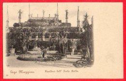 [DC6152] LAGO MAGGIORE - GIARDINO ISOLA BELLA - Old Postcard - Verbania