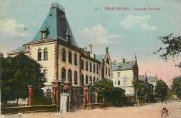 Fev14 408: Sarrebourg  -  Quartier Verdun - Sarrebourg