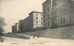 Fev14 432: Sarrebourg  -  Caserne - Sarrebourg