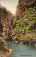 MEIRINGEN-AARESCHLUCHT - BE Berne
