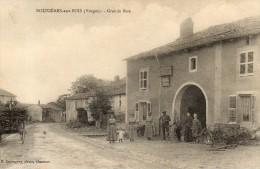 BOUXIERES AUX BOIS  Grande Rue - Autres Communes