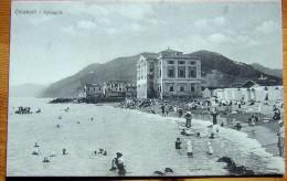 Cpa CHIAVARI - Spiaggia - Italie
