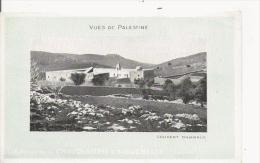 VUES DE PALESTINE COUVENT D'EMMAUS - Palästina