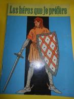 Album Illustré/Enfants/Les Héros Que Je Préfére/ Ediitions BIAS/ FORTIN/ Nevers /1938-1942   BD37 - Bücher, Zeitschriften, Comics