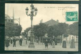 N° 11    -  Le Raincy  -    Rond Point De Montfermeil     - Das 119 - Le Raincy