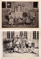 Longeville-en-Barrois (55) - Lot De 6 Photos De Classes - Anonyme Personen