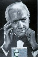 AK PERSÖNLICHKEITEN NOBELPREISTRÄGER Sir Alexander Fleming Schottischer Biologist Das Gleiche Motiv Auf Einer Postkarte - Prix Nobel