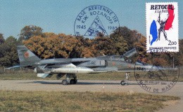 MONT DE MARSAN  LANDES BASE AÉRIENNE 118 K W ROZANOFF 1945/1985  DASSAULT BREGUET - Other