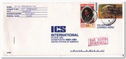 Thailand Envelope ICS International - Thailand